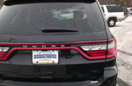 2016 Dodge Durango (P2259) Pomona California 2018