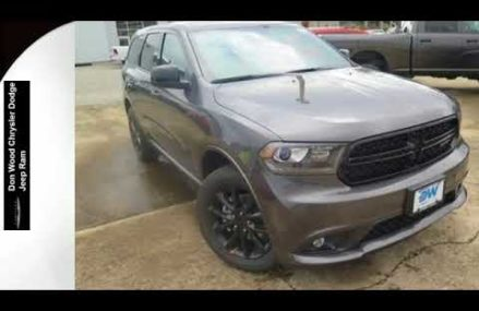 2018 Dodge Durango Logan, OH #C48001 Rockford Illinois 2018