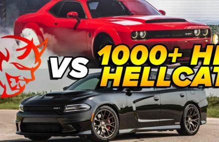 Dodge Demon vs 1000+ HP Hellcat Charger | Demonology vs Xcesiv in 12201 Albany NY
