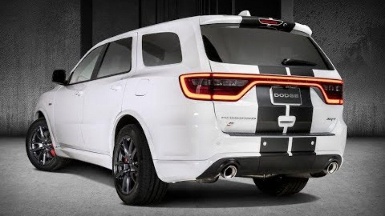 Mopar Dodge Durango Srt 2019 Exhaust Noise Fremont California 2018 Bluedodge Com