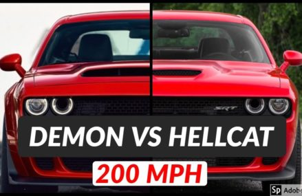 2018 Dodge Demon vs Dodge Challenger Hellcat | Top Speed and Acceleration Difference at 59714 Belgrade MT