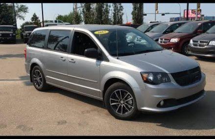 2017 Dodge Grand Caravan SXT Plus   Stow-N-Go + Tow Package   Edmonton Alberta   NDA7863   Crosstown Near New York City 10029 NY