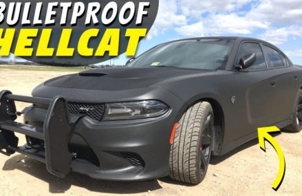 Armormax Bulletproof Dodge Charger Hellcat AWD – Everything You Need to Know! at 81621 Basalt CO