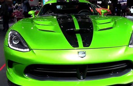 Dodge Viper Limited Edition  Myrtle Beach Speedway, Myrtle Beach, South Carolina 2018