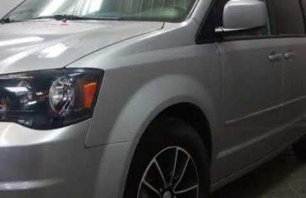 2017 DODGE GRAND CARAVAN GT Van – Bartonville, IL From Mosier 97040 OR