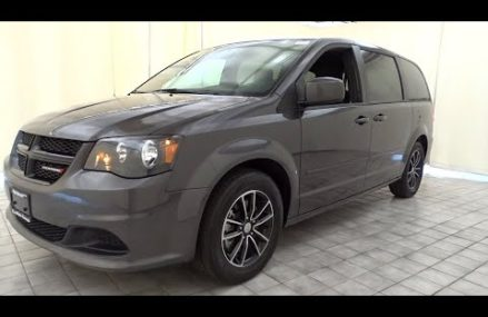 2017 Dodge Grand Caravan Niles, Schaumburg, Chicago, Highland Park, Arlington Heights, IL F37914A Local New York City 10165 NY
