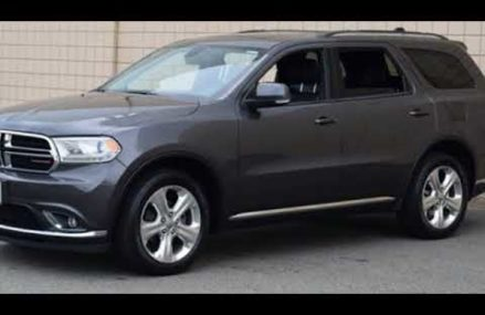 Used 2015 Dodge Durango Jersey City Newark Bayonne, NJ #C690371A – SOLD Orange California 2018