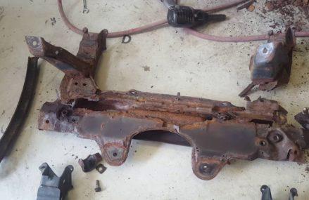 Dodge Caliber Undercarriage in El Paso 88521 TX USA