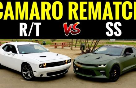 Camaro SS vs Dodge Challenger RT | STREET RACE! Local Area 88411 Bard NM