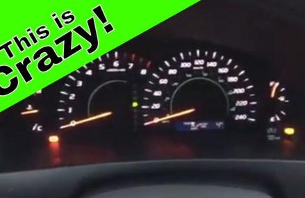 Gauges Gone Crazy – ABS light and Brake Warning Dash lights on [Speedometer Tachometer flickering] Near New Salem 58563 ND