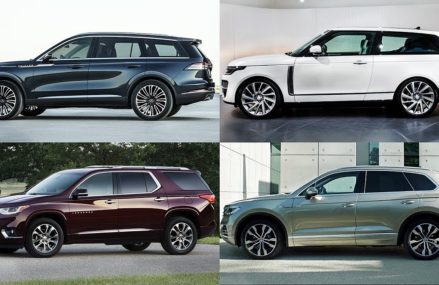 Top 5 LARGEST SUVs in the world 2019 Raleigh North Carolina 2018