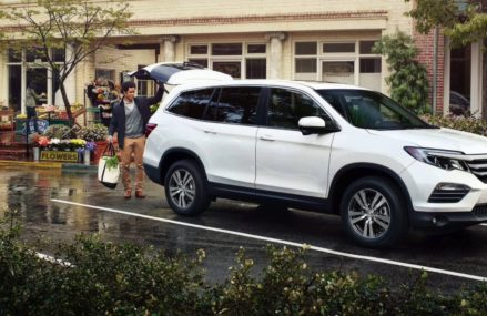 The 2018 Honda Pilot in Clear Lake vs. the Dodge Durango McAllen Texas 2018