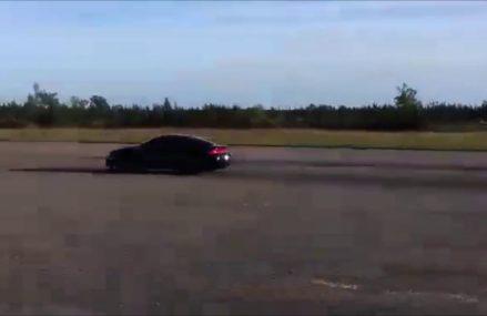 Dodge Stratus Vs Hellcat at Port Austin 48467 MI