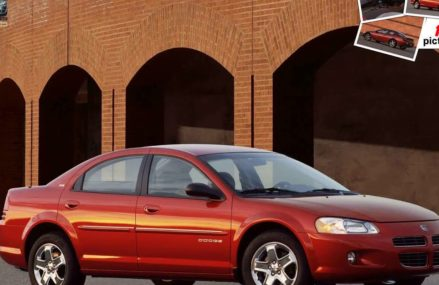 Dodge Stratus Rt/10, Northville 57465 SD