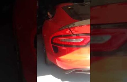 Dodge Viper Specifications at Dover International Speedway, Dover, Delaware 2018