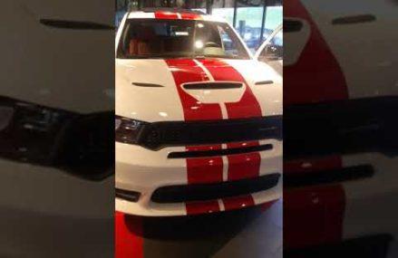 2018 Dodge Durango R/T BLACKTOP RWD Cedar Rapids Iowa 2018