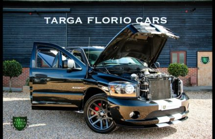 Dodge Ram Night Runner 8.3 V10 SRT-10 LHD 4door Automatic Pick Up in Black 2006 Locally at 17272 Zullinger PA