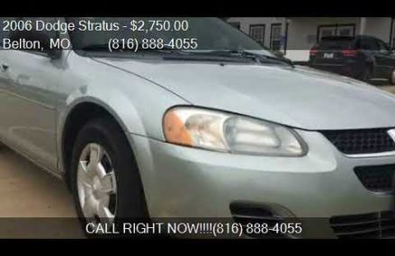 Dodge Stratus Truck at Porterville 93257 CA