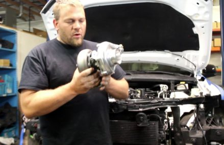 UPP 2011+ Dodge Durango Twin Turbo Installation Akron Ohio 2018