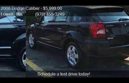 Dodge Caliber Xlt 2008 at Schwertner 76573 TX USA