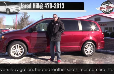 2017 Dodge Caravan – Jared Hill   JIM GILBERT'S WHEELS & DEALS Near Montgomery 36104 AL