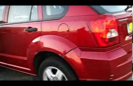 Dodge Caliber Diesel at Elgin 78621 TX USA