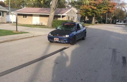 Dodge Stratus Burnout, Port Saint Lucie 34983 FL