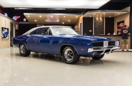 1969 Dodge Charger For Sale at 38720 Alligator MS