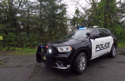 Glen Rock Police Department 2018 Dodge Durango Patrol Unit Naperville Illinois 2018