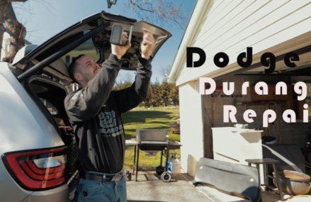 Dodge Durango Tail Light Repair Orange California 2018