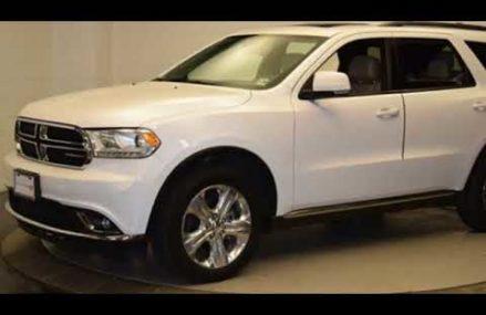 Certified 2015 Dodge Durango Jersey City Newark Bayonne, NJ #C772195A – SOLD Overland Park Kansas 2018