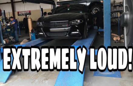 2016 Charger Rt With Flowmaster Super 10's (Resonator Deleted) For 61414 Altona IL