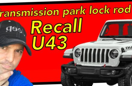Transmission Park Lock Rod Recall ⚠️ 2018 Jeep Wrangler JL Little Rock Arkansas 2018