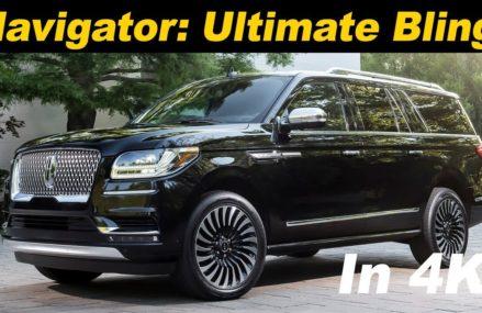 2018/2019 Lincoln Navigator Review and Comparison Rancho Cucamonga California 2018