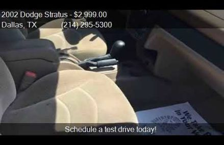 Dodge Stratus For Sale In Texas, San Rafael 87051 NM