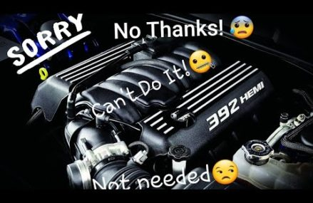 Why I Never Would Buy A 392 HEMI Charger Near 33786 Belleair Beach FL