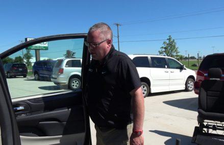 IMED Wheelchair Vans 2017 Dodge Grand Caravan For Lost Springs 82224 WY