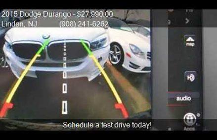2015 Dodge Durango Citadel AWD 4dr SUV for sale in Linden, N Modesto California 2018
