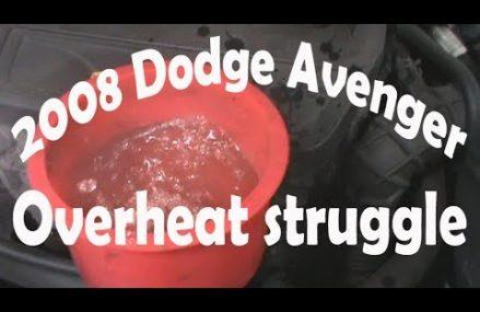 Dodge Caliber Noisy Engine in Lancaster 75146 TX USA