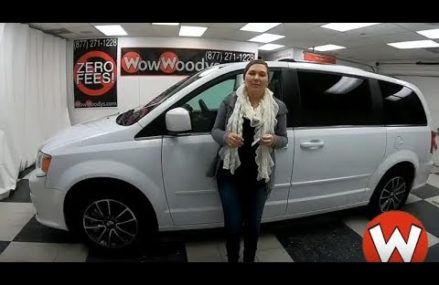 2017 DODGE Grand Caravan Review | Video Walkaround | Used Cars and Trucks for Sale at WowWoodys Local Luray 22835 VA