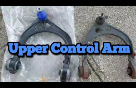 Changing My Upper Control Arm On My Dodge Charger For 13730 Afton NY