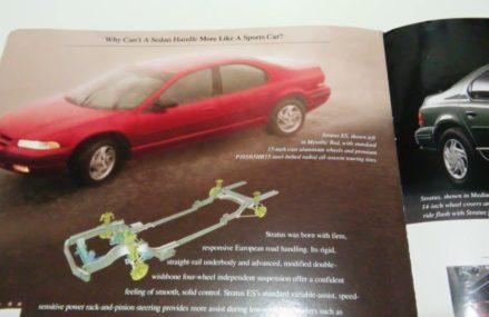Dodge Stratus Review – Norge 23127 VA