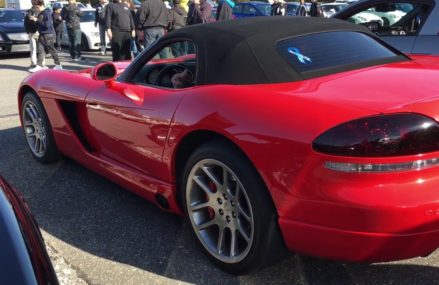 Dodge Viper Convertible  Royal Purple Raceway, Baytown, Texas 2018