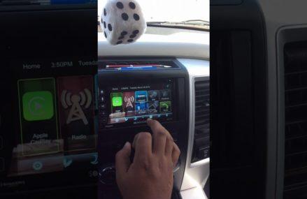 Sound stream vrcp-65 apple car play Dodge Ram 1500 at Marfa 79843 TX