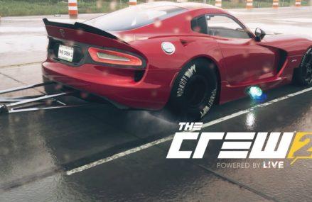 Dodge Viper Drag Car Near National Trail Raceway, Hebron, Ohio 2018