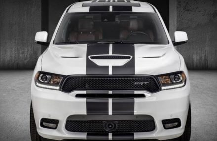 2018 Dodge Durango RT and SRT: Earn Stripes and More Mopar Bits Tulsa Oklahoma 2018