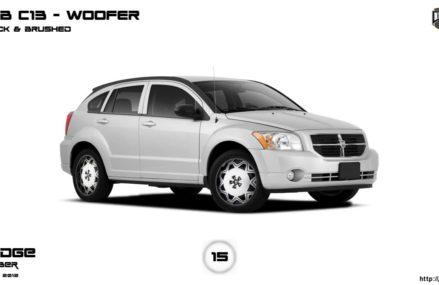 Dodge Caliber Tires at Sandy 78665 TX USA