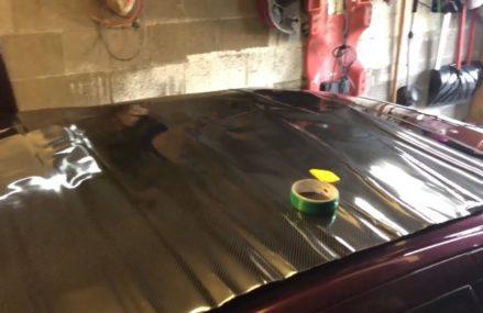 Dodge Stratus Wrap at Saint Mary 63673 MO