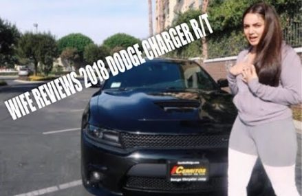 WIFE REVIEWS  2018 DODGE CHARGER R/T (Plus Super Track Pack) Near 77511 Alvin TX