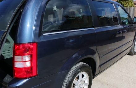 Chrysler Grand Voyager 2.8 CRD Turbo Diesel LX 6 Speed Auto 7 seater Local Missoula 59808 MT